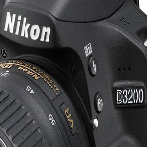 Nikon D3200 body; İnceleme; Review