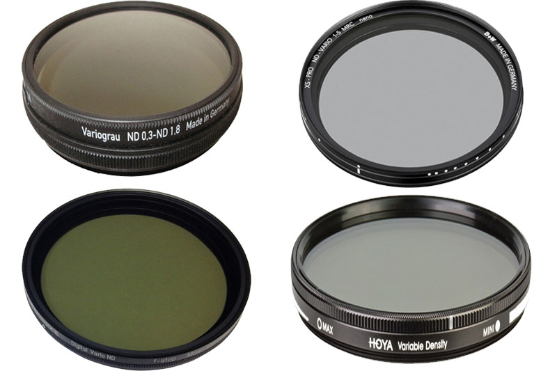 Variable ND Filters; ND Filtre incelemesi