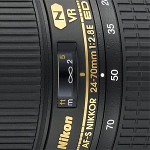 AF-S NIKKOR 24-70mm f/2.8E ED VR lens; İnceleme; Review