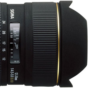 Sigma 12-24mm f/4.5-5.6 DG HSM II Lens; İnceleme; Reviews