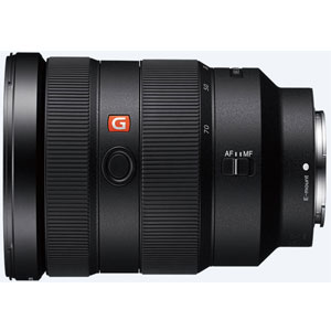 Sony FE 24-70 mm F2,8 GM
