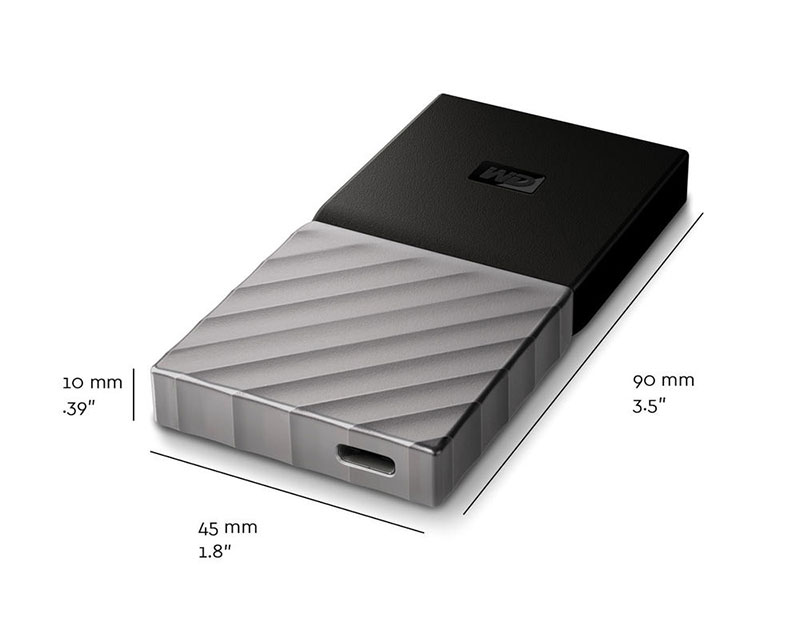 WD My Password SSD 2