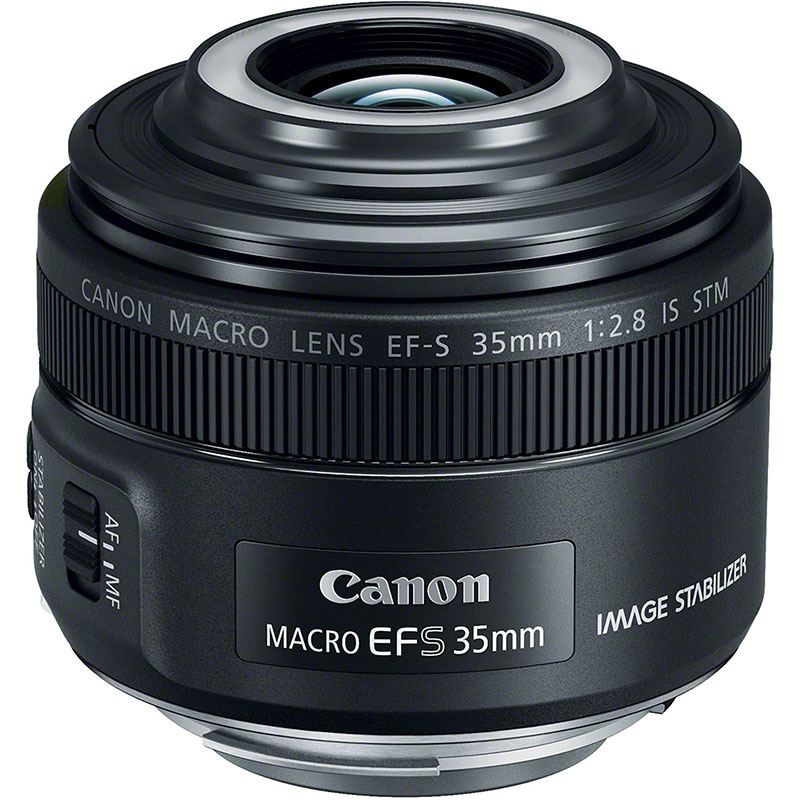 Canon EF-S 35mm f/2.8 Makro IS STM 2